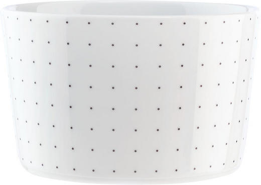 SCHALE Keramik Porzellan - Schwarz/Weiß, Basics, Keramik (13cm) - Seltmann Weiden