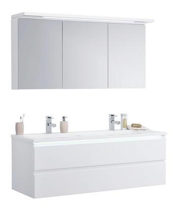 KOPALNICA  bela - bela, Design, umetna masa/steklo (140cm)