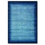 Wollteppich  120/180 cm  Blau   - Blau, Basics, Textil (120/180cm) - Esposa