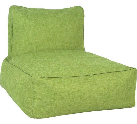 SITZSACK Grün - Grün, Design, Textil (80/80/110cm) - Carryhome