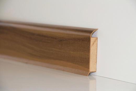 SOCKELLEISTE - Hellbraun, Basics (250/6/1,3cm) - Venda