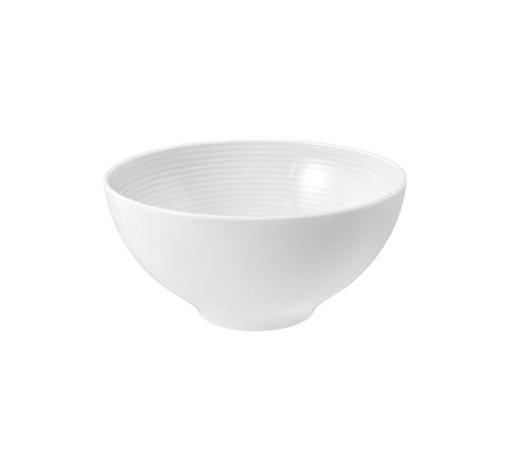 SCHÜSSEL - Weiß, Basics, Keramik (15,7/7,6cm) - Seltmann Weiden