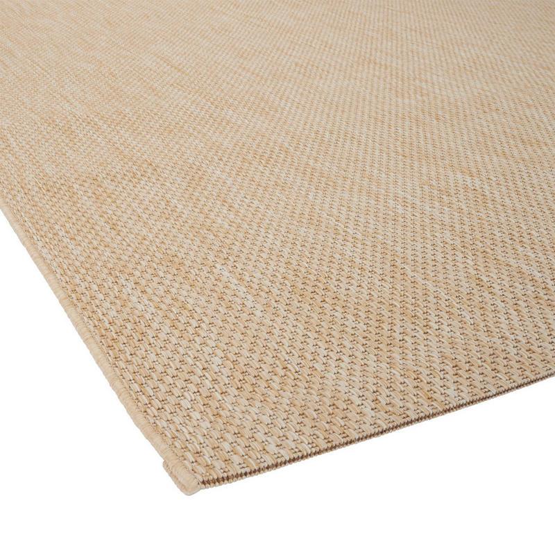FLATVÄVD MATTA - naturfärgad, Klassisk, textil (60/110cm) - Boxxx