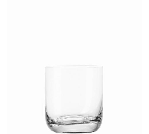 SKLENIČKA - čiré, Konvenční, sklo (7.7/9/7.7cm) - Leonardo