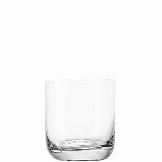 TRINKGLAS 300 ml - Klar, KONVENTIONELL, Glas (7.7/9/7.7cm) - Leonardo
