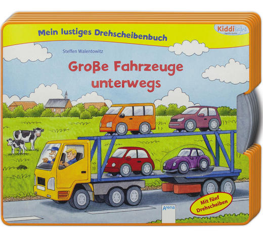 BILDERBUCH - Multicolor, Basics, Karton (26,0/21,0/2,2cm) - Arena