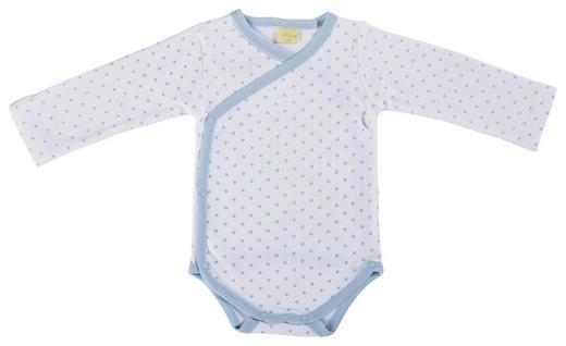 BABYBODY - Weiß/Hellblau, Basics, Textil (50) - Patinio