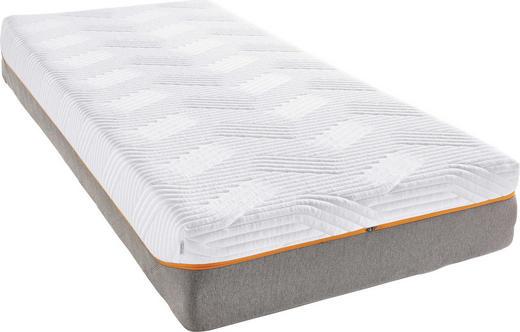 MATRATZE ORIGINAL LUXE - Weiß/Grau, Basics, Textil (100/200cm) - Tempur