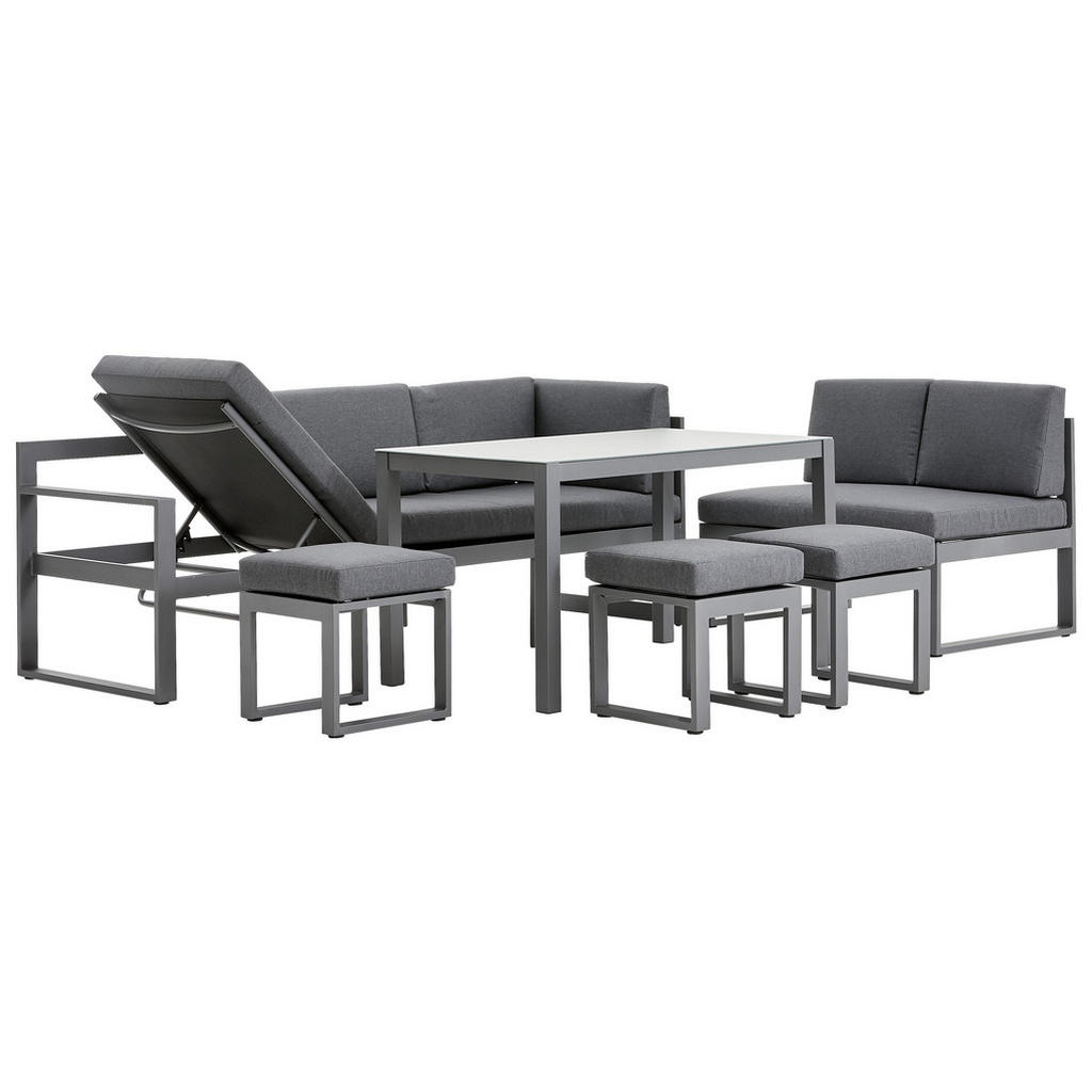 Ambia Garden Dining-Loungeset