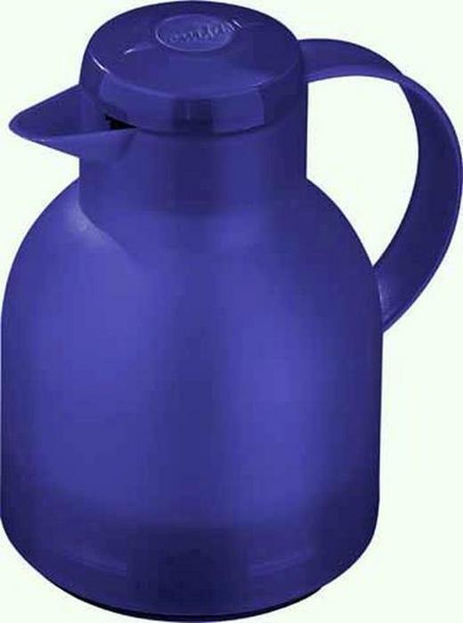 ISOLIERKANNE 1 L - Blau, Basics, Kunststoff (1cm) - EMSA