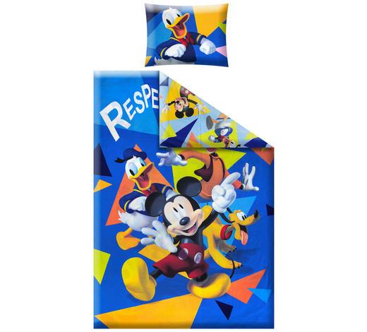 DJEČJA POSTELJINA - višebojno, Basics, tekstil (140/200cm) - Disney