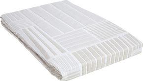 SÄNGÖVERKAST - beige, Basics, textil (220/240cm) - Novel