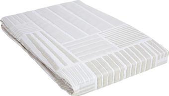 PŘEHOZ NA POSTEL - béžová, Basics, textil (220/240cm) - NOVEL