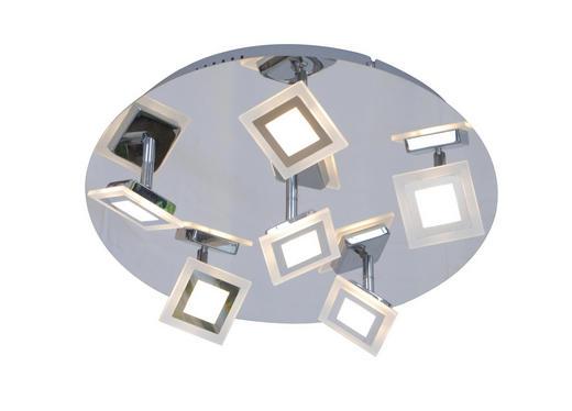 LED-STRAHLER - Design, Kunststoff/Metall (45/10/45cm)