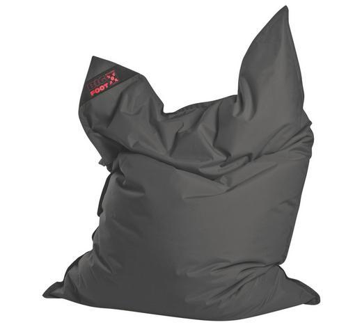 SITZSACK Grau - Grau, Design, Textil (130/170cm) - Carryhome