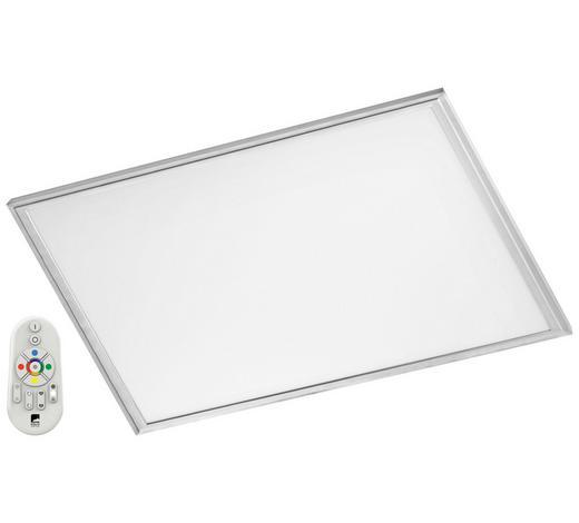 LED-PANEEL - Weiß, Design, Kunststoff/Metall (30/30/5cm)