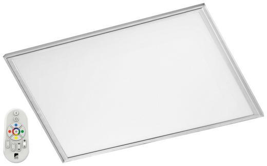 STROPNA LED SVETILKA 96662 - bela, Trendi, kovina/umetna masa (30/30/5cm)