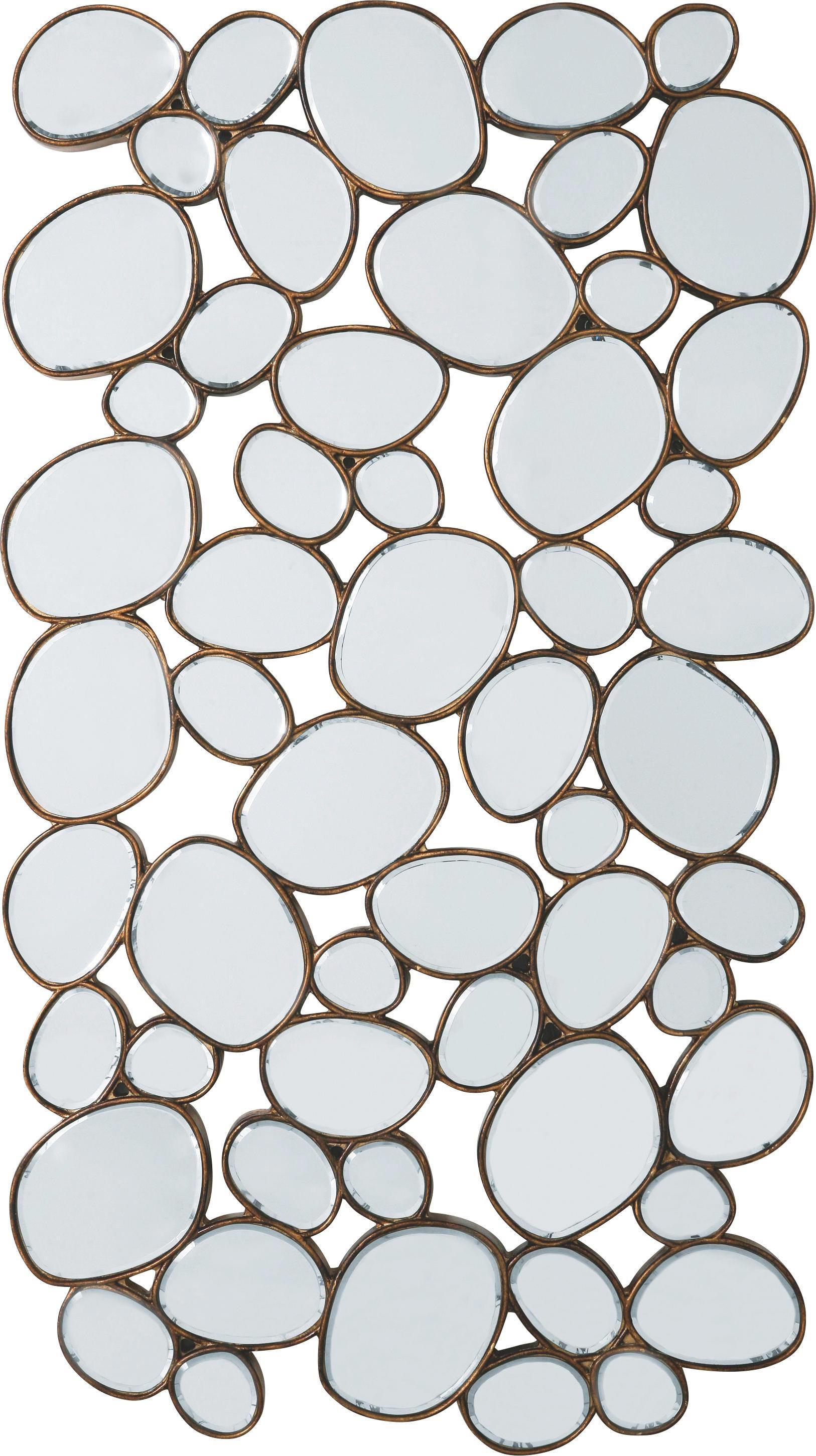 SPIEGEL - Design, Metall (135/78/35cm) - KARE-Design