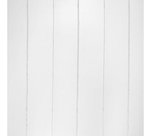 STORE per lfm - Weiß/Grau, KONVENTIONELL, Textil (300cm) - Esposa