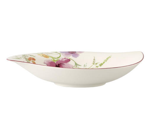 SCHALE Keramik Fine China  - Multicolor/Weiß, Basics, Keramik (34cm) - Villeroy & Boch