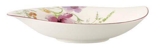 SCHALE Fine China - Multicolor/Weiß, Basics (34cm) - VILLEROY & BOCH