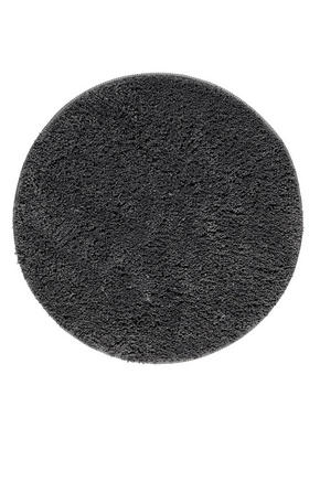 BADRUMSMATTA - mörkgrå, textil/plast (60/60/10cm)