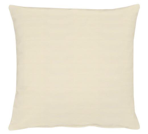 KISSENHÜLLE Creme 40/40 cm  - Creme, Basics, Textil (40/40cm)