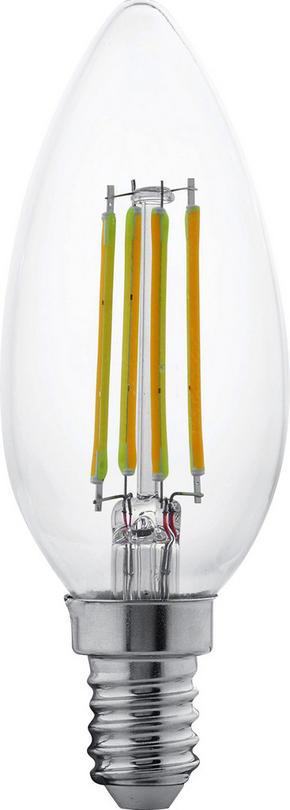 LED - klar, Basics, glas (10,5cm) - Homeware