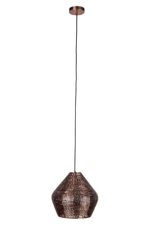 HÄNGELEUCHTE - Kupferfarben, KONVENTIONELL, Metall (35/150cm)