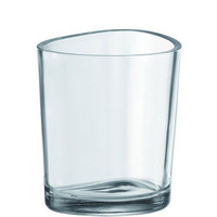 WINDLICHT - Klar, Basics, Glas (15/18/14cm) - Leonardo