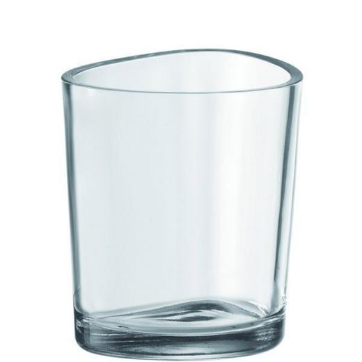 WINDLICHT - Klar, Glas (15/18/14cm) - LEONARDO