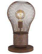 LAMPA STOLNÍ - rezavá, Trend, kov (27/60cm)