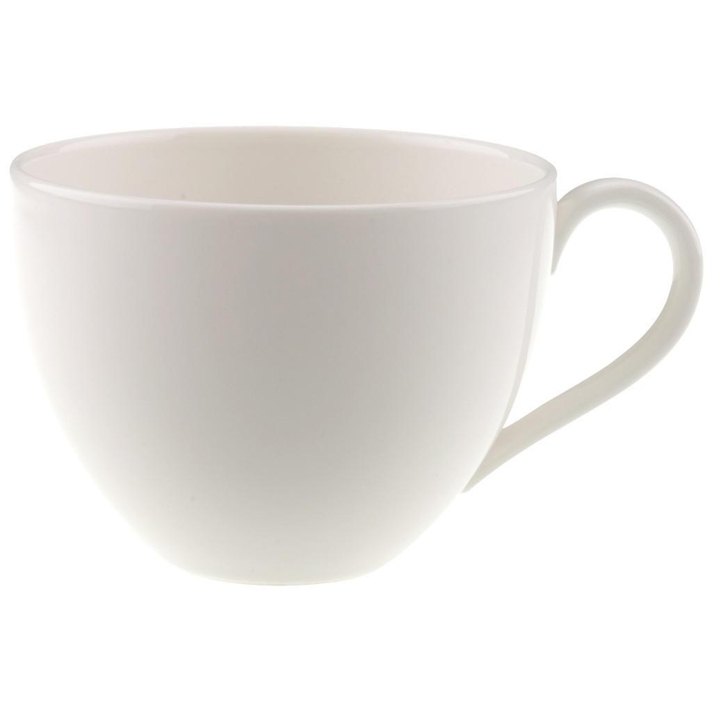 Image of Villeroy & Boch Espressotasse 100 ml , 10-1908-1420 , weiss , Keramik , Uni , glänzend , 003407482910