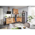 KÜCHENBLOCK E-Geräte, Spüle, Soft-Close-System   - Design (275/175cm) - Xora
