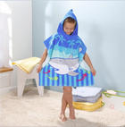 KAPUZENBADETUCH - Multicolor, Basics, Textil (60/120cm)