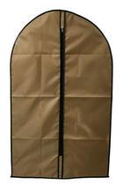 KLEIDERSACK - Goldfarben/Braun, Basics, Kunststoff (60/100cm)