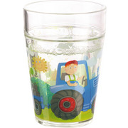 KINDERBECHER - Multicolor, Basics, Kunststoff (7,5cm) - Haba
