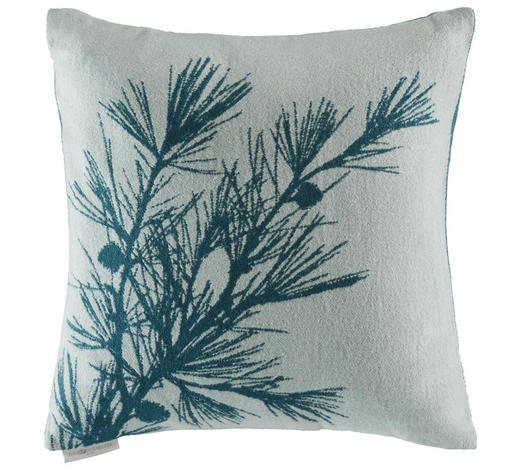 ZIERKISSEN 50/50 cm  - Hellgrün, Natur, Textil (50/50cm) - David Fussenegger