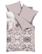 POSTELJNINA - roza/siva, Konvencionalno, tekstil (140/200cm) - Kaeppel