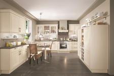 Einbauküche Liverpool individuell planbar - Holzwerkstoff - Vertico