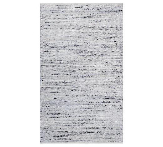HANDWEBTEPPICH  200/290 cm  Grau   - Grau, LIFESTYLE, Textil (200/290cm) - Linea Natura