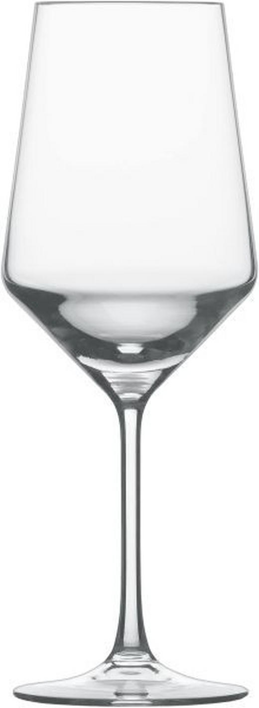 ROTWEINGLAS - Klar, Basics, Glas (0,9/24,4cm) - SCHOTT ZWIESEL