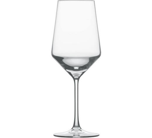 SKLENIČKA NA ČERVENÉ VÍNO - čiré, Design, sklo (0,9/24,4cm) - Schott Zwiesel