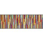 FUßMATTE 60/180 cm Graphik Multicolor  - Multicolor, Basics, Kunststoff/Textil (60/180cm) - Esposa