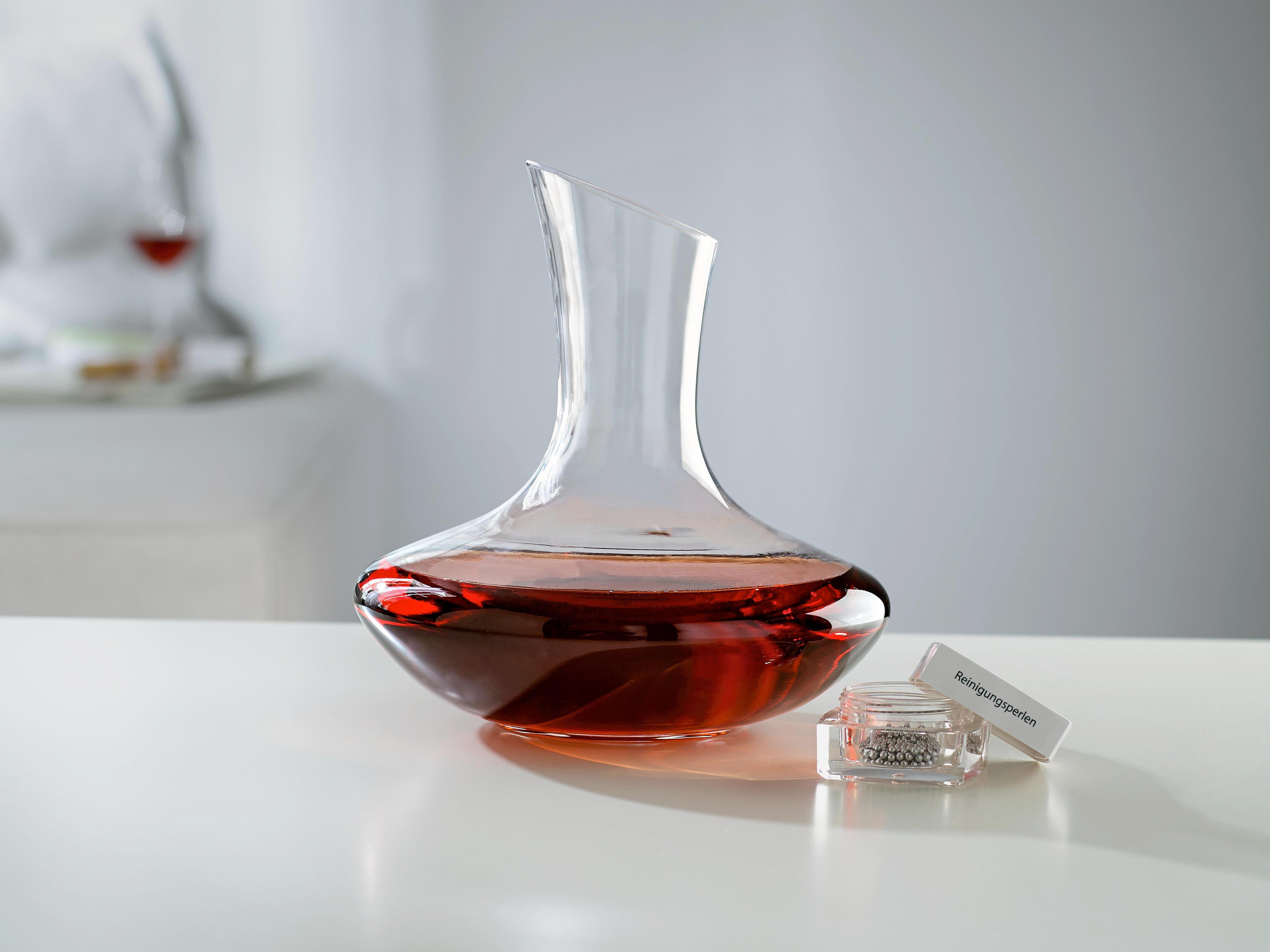 DEKANTER DAILY - prozorna, Konvencionalno, steklo (1l) - LEONARDO