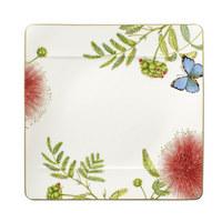 SPEISETELLER Keramik Bone China  - Multicolor/Weiß, Basics, Keramik (27/27cm) - Villeroy & Boch