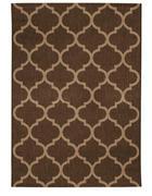 TKANA PREPROGA NATURE BROWN  160/230 cm  tkano  rjava, bež  - bež/rjava, Konvencionalno, tekstil/naravni materiali (160/230cm) - Boxxx