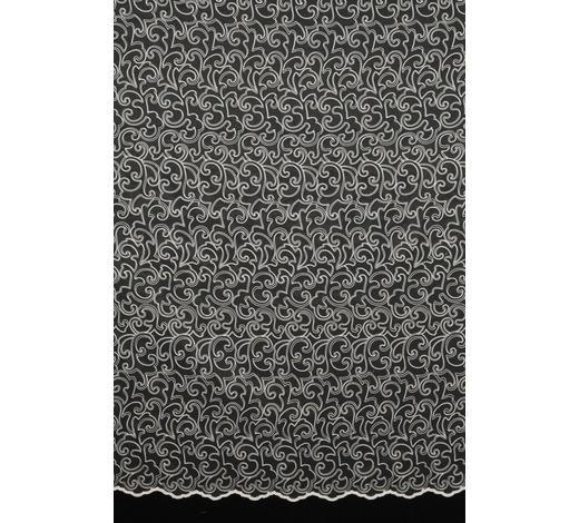 ZÁCLONA,  - bílá, Konvenční, textil (295cm) - Esposa