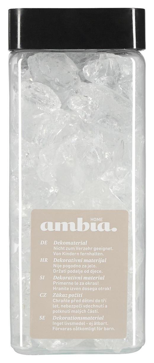 DEKORSTENAR - klar, Basics, plast (0.55l) - AMBIA HOME