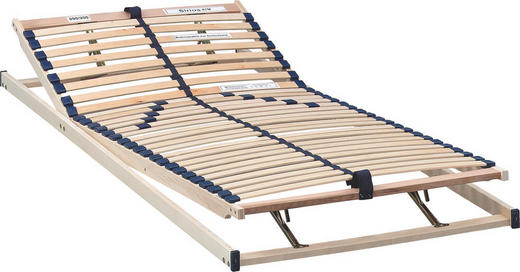 LATTENROST  90/200 cm  Birke - Basics, Holz (90/200cm) - XORA
